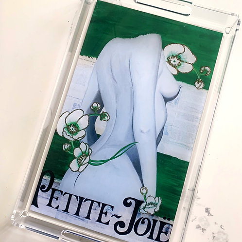 Petite Joie Acrylic Tray