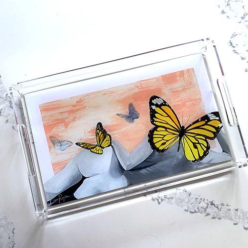 Léa Acrylic Tray