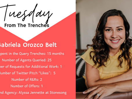 Tuesday From The Trenches: Gabriela Orozco Belt