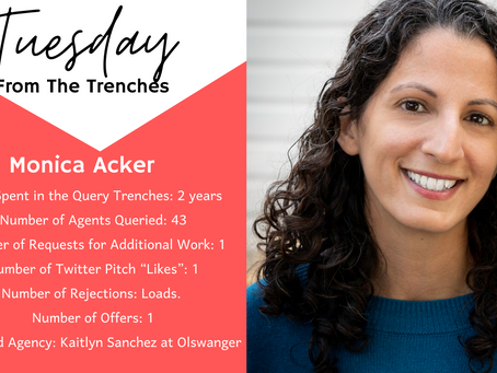 Tuesday From The Trenches: Monica Acker