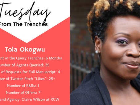Tuesday From The Trenches: Tola Okogwu