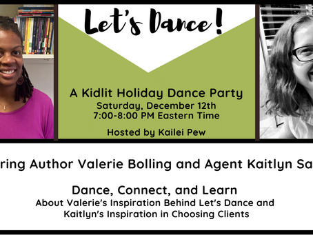 LET'S DANCE! A Kidlit Holiday Dance Party