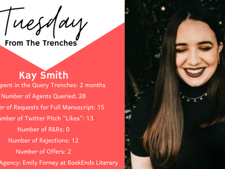 Tuesday From The Trenches: Kay Smith