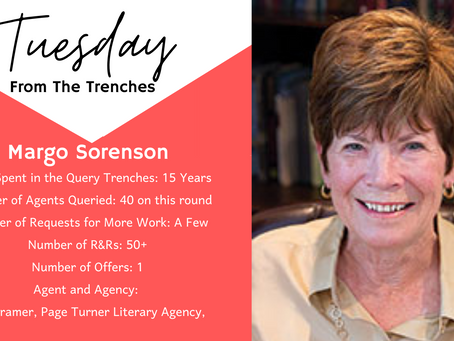 Tuesday From The Trenches: Margo Sorenson