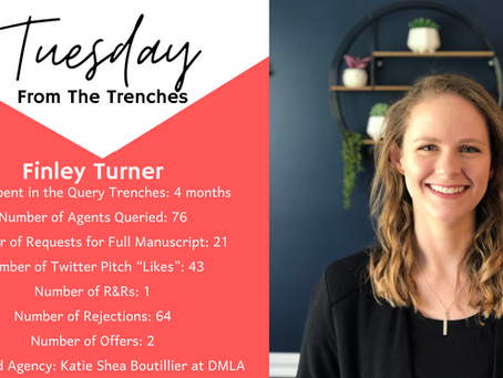Tuesday From the Trenches: Finley Turner