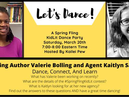 LET'S DANCE! A Kidlit Spring Fling Dance Party