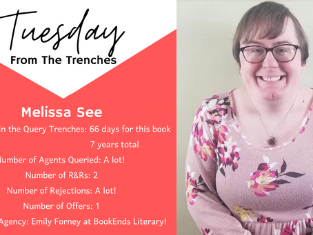 Tuesday From The Trenches: Melissa See