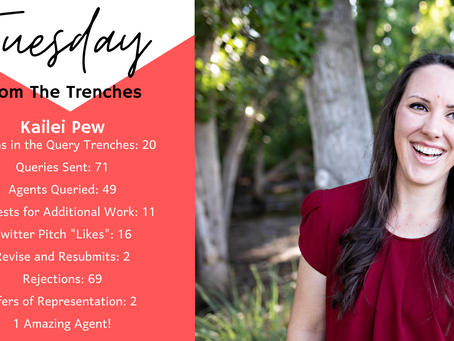 Tuesday From The Trenches: My Story