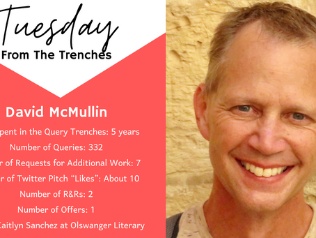 Tuesday From The Trenches: David McMullin