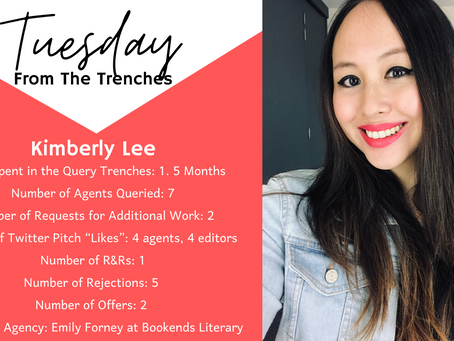 Tuesday From The Trenches: Kimberly Lee
