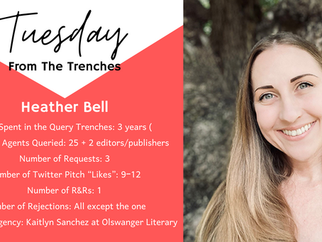 Tuesday From The Trenches: Heather Bell