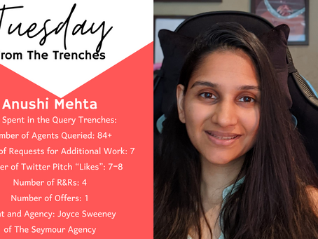 Tuesday From The Trenches: Anushi Mehta