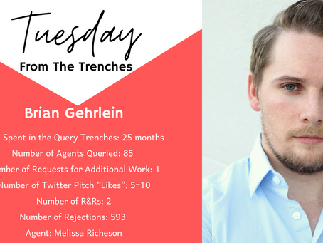 Tuesday From The Trenches: Brian Gehrlein