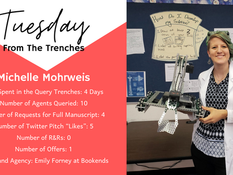 Tuesday From The Trenches: Michelle Mohrweis