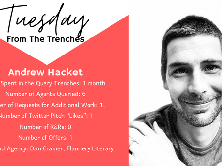 Tuesday From The Trenches: Andrew Hacket