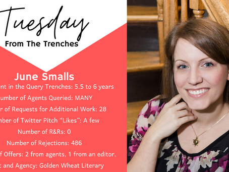Tuesday From The Trenches: June Smalls