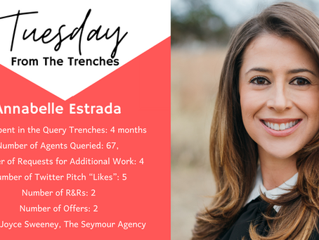 Tuesday From The Trenches: Annabelle Estrada