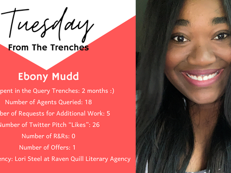 Tuesday From The Trenches: Ebony Mudd