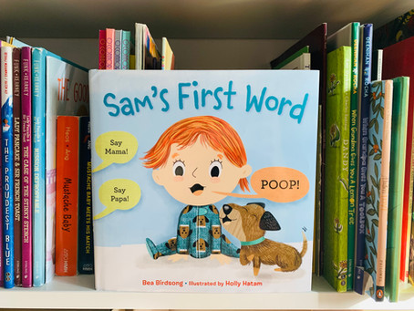 Sam's First Word: Laugh Out Loud Funny