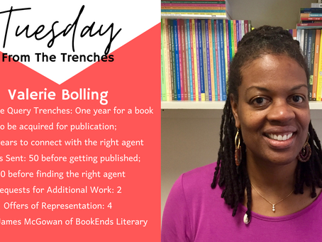 Tuesday From The Trenches: Valerie Bolling