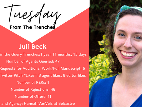 Tuesday From The Trenches: Juli Beck