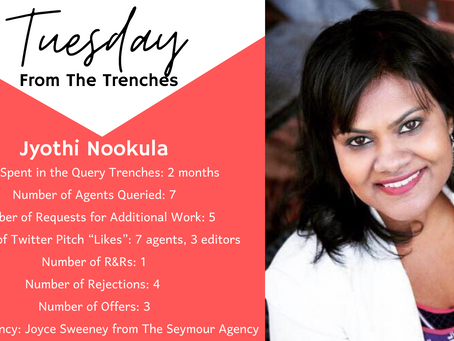 Tuesday From The Trenches: Jyothi Nookula