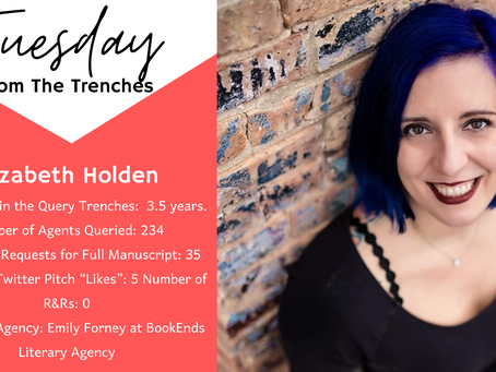 Tuesday From The Trenches: Elizabeth Holden