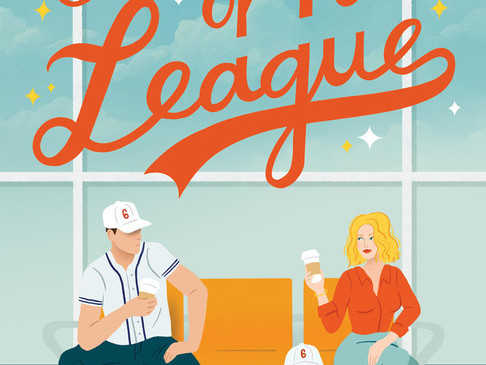 Book Cover Reveal - Out of His League