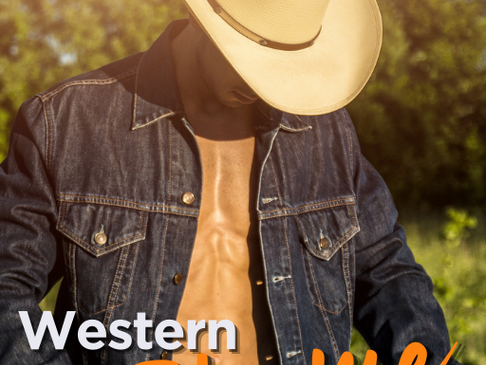 Cover Reveal - Western Flame