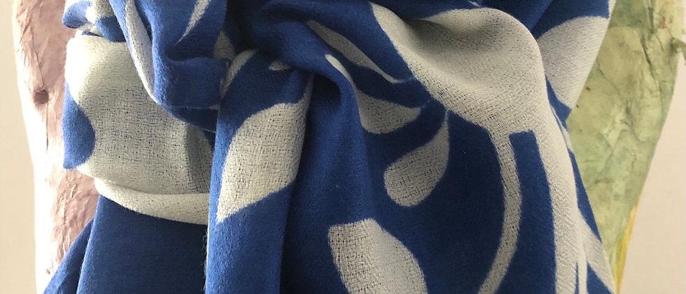 Bleu blanc INDE XL