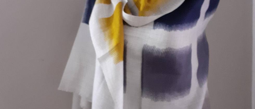 Imprimés de 4 couleurs moutarde