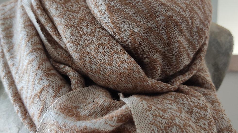 Camel texturé 90x200 CM