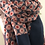 Thumbnail: Imprimés géométriques bleu rouge INDE XL