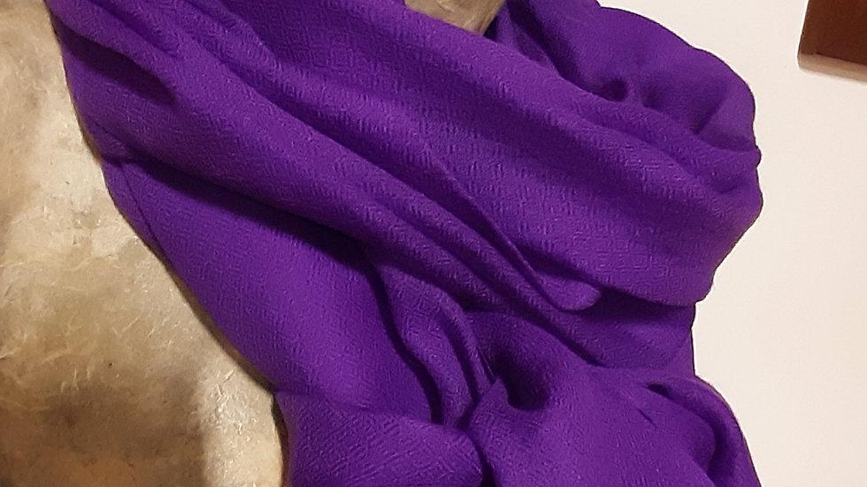 Etamine Violet 90x200 CM