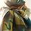 Thumbnail: Kaki aux imprimés INDE XL