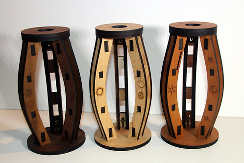 Marudai Rotating Stand - for beading and fiber