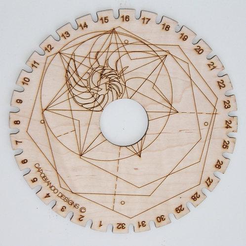 """3"""" Fibonacci Kumihimo Kit"""