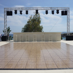 Dance floors, Stages and Decks Image No1.0