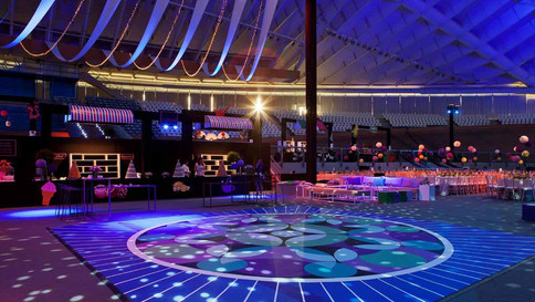 Dance floors, Stages & Decks