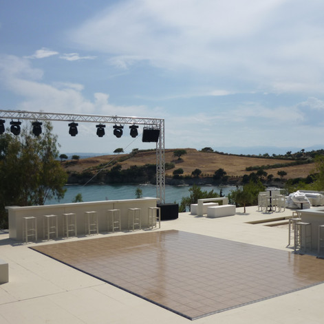 Dance floors, Stages and Decks Image No1.1