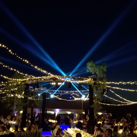Party lighting Image No2.1