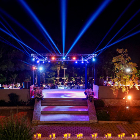 Party lighting Image No4.0