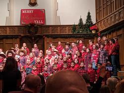 Middle School Choir 1