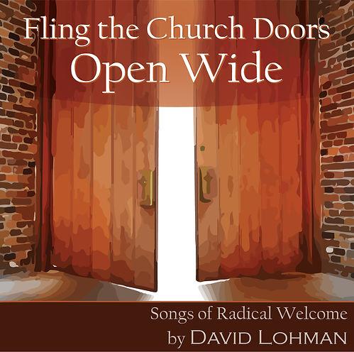 Fling the Church Doors Open Wide album cover