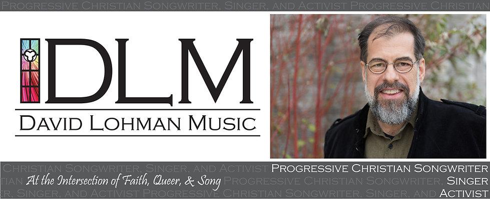David Lohman Progressive Christian Songwriter Singer Activist