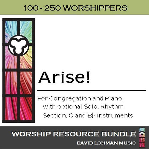 Arise! [100-250 worshippers]