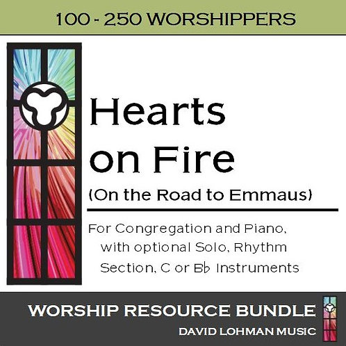 Hearts on Fire [100-250 worshippers]