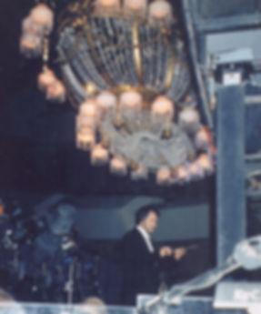 David Lohman conducting The Phantom of the Opera