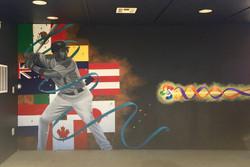 Graffiti - World Baseball Classic #2