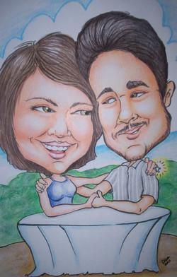 Elizabeth & Lorenzo